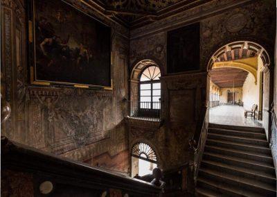 03 - Escalera barroca